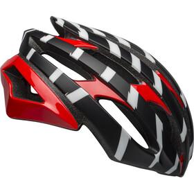 Bell Stratus MIPS Helmet vertigi matte/gloss black/red/white